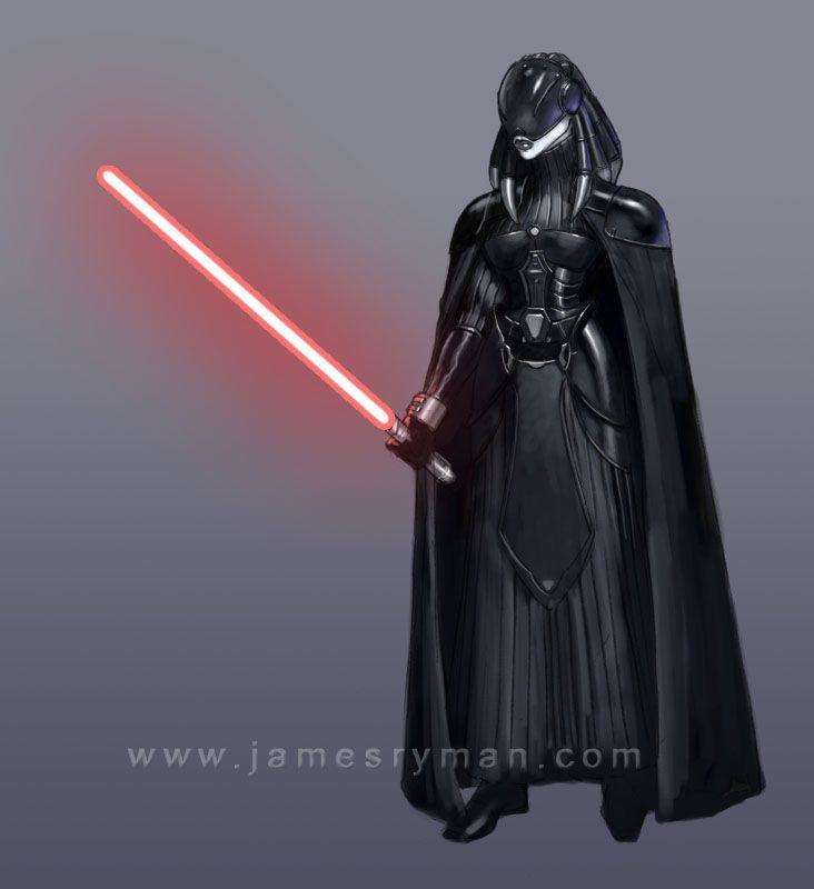 Sith Empress by ~namesjames