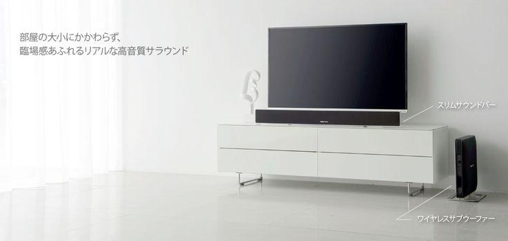 8.1chウルトラスリム・ホームシアターシステム harman/kardon SABRE SB35