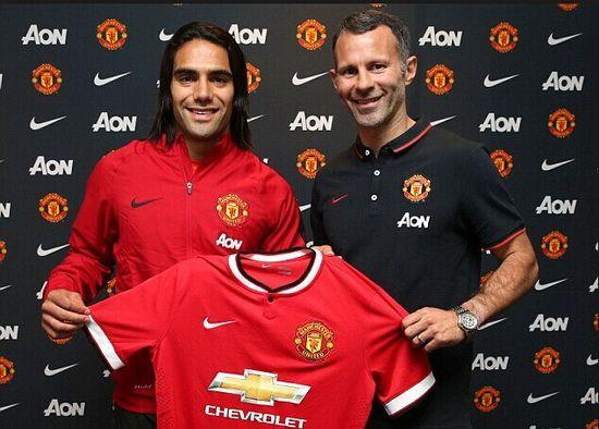 camiseta FALCAO,camisetas de FALCAO,camiseta FALCAO Manchester United  2015,comprar camiseta FALCAO Manchester United