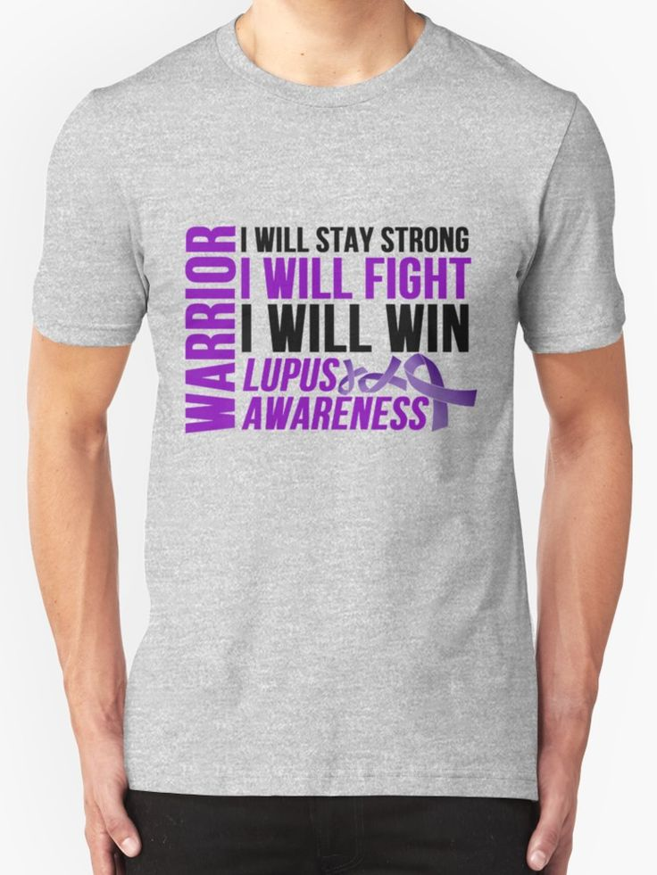 Lupus Warrior Stay Strong Fight Win by mralan