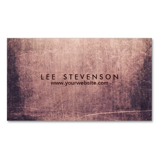 Cool Abstract Grunge Artist Edgey Business Card Template. I love this design! It is available for customization or ready to buy as is. All you need is to add your business info to this template then place the order. It will ship within 24 hours. Just click the image to make your own!