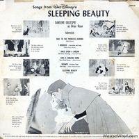 Darlene Gillespie sings in Sleeping Beauty's soundtrack (1959)