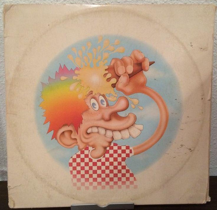 Europe 72 By The Gratefuldead 1972 Vinyl Warner Bros