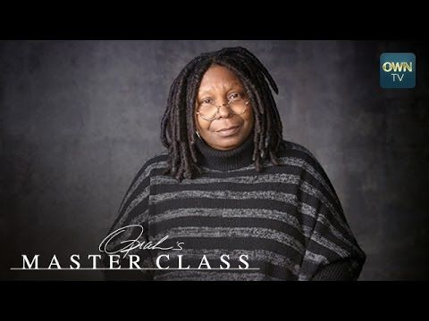 Why Whoopi Goldberg Never Wanted to Be Glamorous   Master Class   Oprah ...