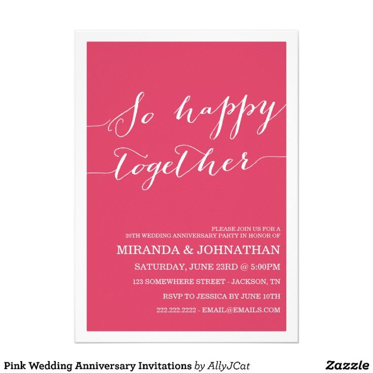 Pink wedding invitation ideas pink wedding pinterest for Wedding invitation designs fuchsia pink