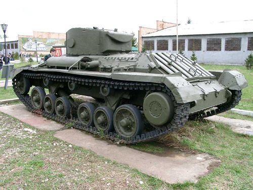 valentine 2 tank