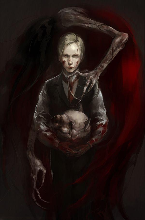 the evil within ruben x laura - Поиск в Google