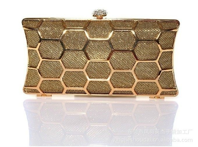 NEW arrival ! Ladies' Clutch  Evening Bags,Fashion diamond shaping evening bag day clutch women's formal dress small bags eb122 US $25.99