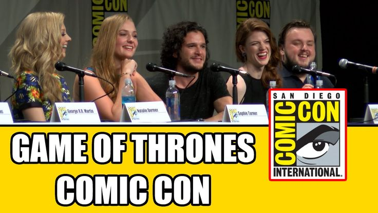 """""""Count Them"""" !!! ->> '200' ->> SDCC Official 'Comic Con Panels' .. 2014 .. [.FULL+PLAYLIST.]"""