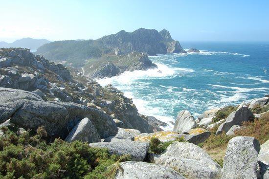 Galicia Coast by Dan Sellars