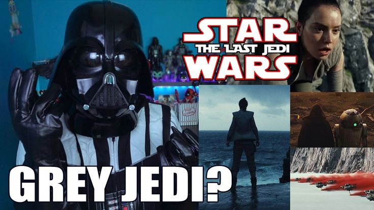 Star Wars: The Last Jedi | Teaser Trailer Review (===================) My Affiliate Link (===================) amazon http://amzn.to/2n6MagF (===================) bookdepository http://ift.tt/2ox2ryU (===================) cdkeys http://ift.tt/2oUpFex (===================) private internet access http://ift.tt/PIwHyx (===================) Finally! Almost two years of waiting and we get our first glimpse of Star Wars: The Last Jedi. Here are my thoughts and theories. Subscribe…
