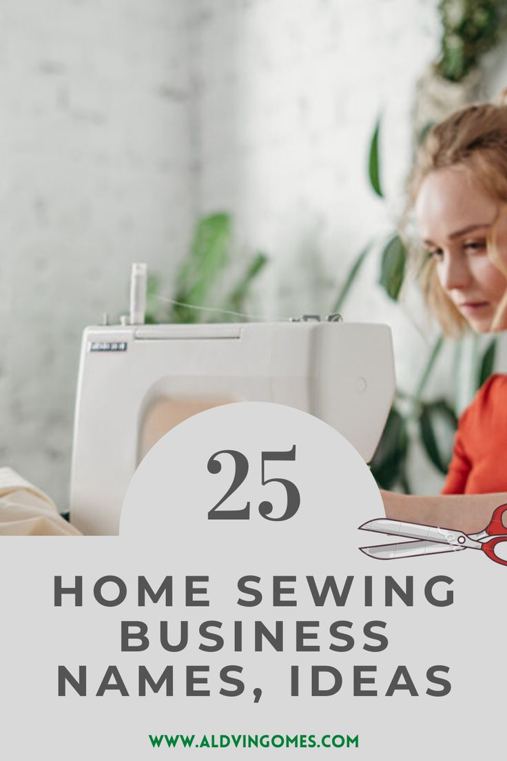 200+ Catchy Sewing Business Names Ideas [List Available