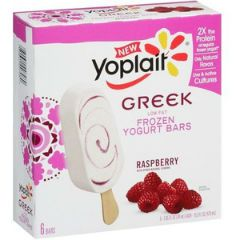 Yoplait Coupon: Greek Frozen Yogurt Bars, Only $1.99 at Safeway!