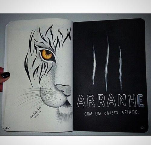 Imagem de wreck this journal and destrua este diario