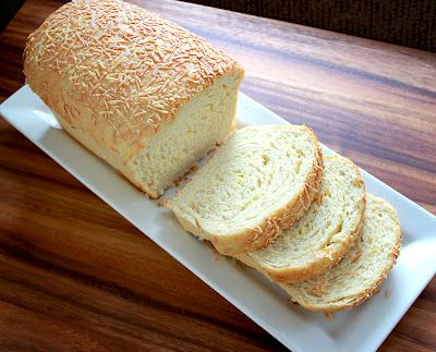 Asiago Cheese Swirl Loaf.
