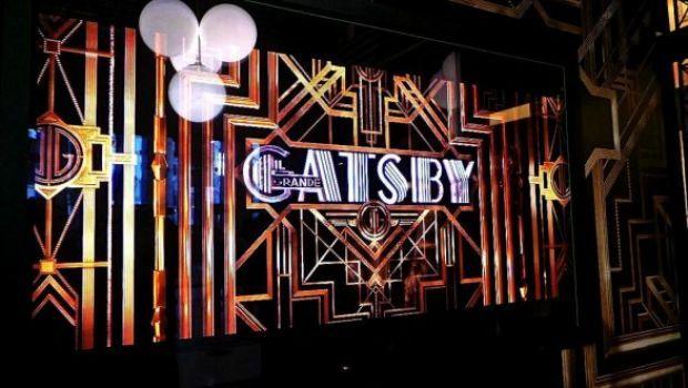 Il Grande Gatsby, i costumi di Miuccia Prada e le foto dellevento a Roma