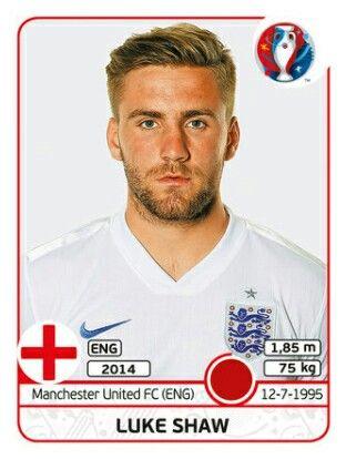 Luke Shaw - Inglayerra - EURO 2016