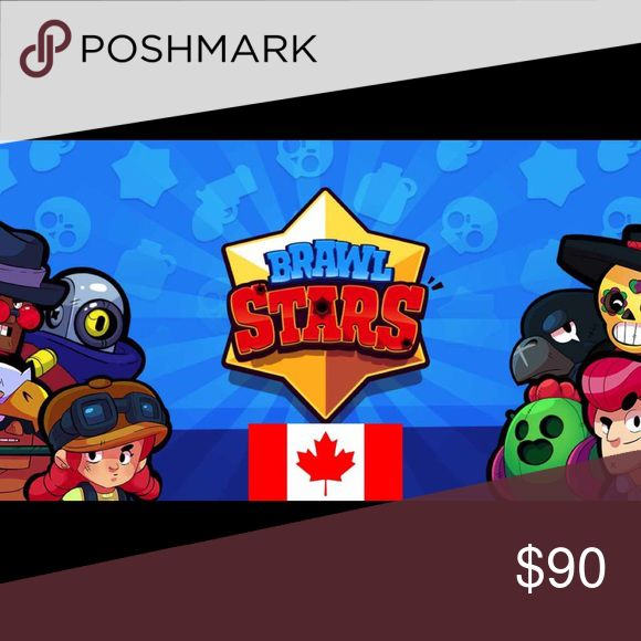 Selling Canadian account for only 90 bucks It's forever lasting and you can't get rare and exclusive games for life especially the new game from clash of clans and clash royal BRAWL STARS Other