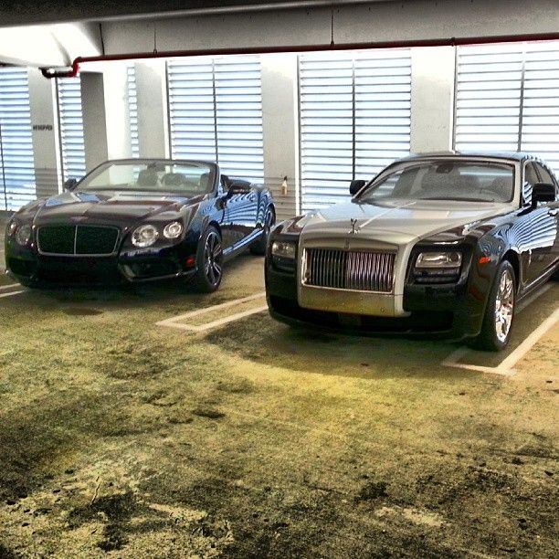 Rolls Royce car for rental in Miami by South Beach Exotic Rentals. #Cars #CarCrazy #Southbeach #ExoticCars