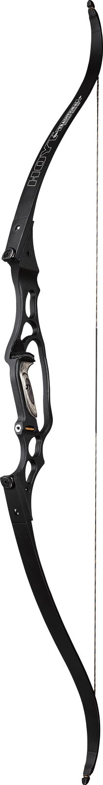 Hoyt Gamemaster: Archery in its purist form. Technology and tradition coexist to the fullest in these great bows. GameMaster II bridges the gap between high-tech and hard-core tradition with a super-slim TEC riser, option for a sight, stabilizer and more..