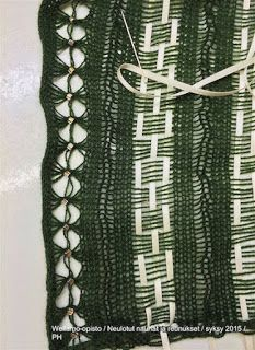 Wellamo-opiston käsityöblogi - Taitavin käsin
