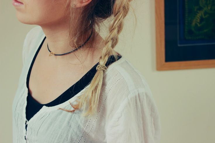 Plaits, baggy tee's & chokers! My OOTD now on my blog :) Also a post about being YOU, expressing yourself!  http://thetravelbibleblog.blogspot.ie/2014/09/plaits-feathers-n-baggy-tees-being-you.html