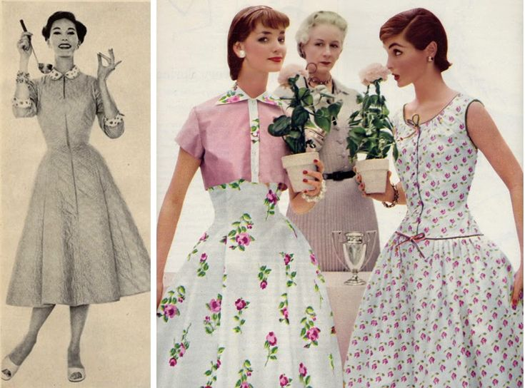 в стиле домохозяйки 50-х: 8 тыс изображений найдено в Яндекс.Картинках