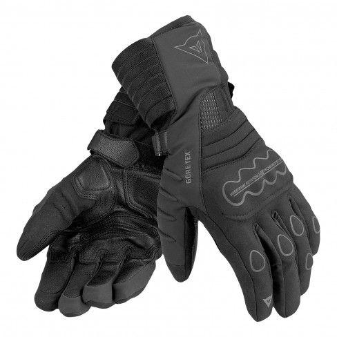 """Celle-là ou tout autre paire de gant Moto pour l'hiver avec, sans faute une membrane Gore Tex """"X-Trafit"""" et une isolation spéciale hiver et des protections en cas de chute et certifiés 2K. Ceuw là sont des Dainese  SCOUT EVO GTX"""
