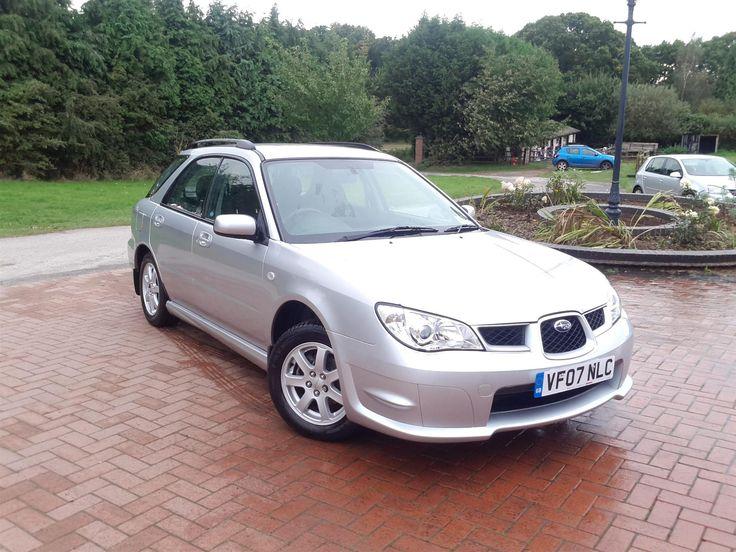 Used 2007 Subaru Impreza R SPORTS WAGON for sale in Worcs | Pistonheads