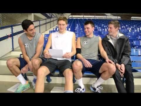 BYU Men's Volleyball Team Tells All - http://buzz.io/3321/byu-mens-volleyball-team-tells-all/