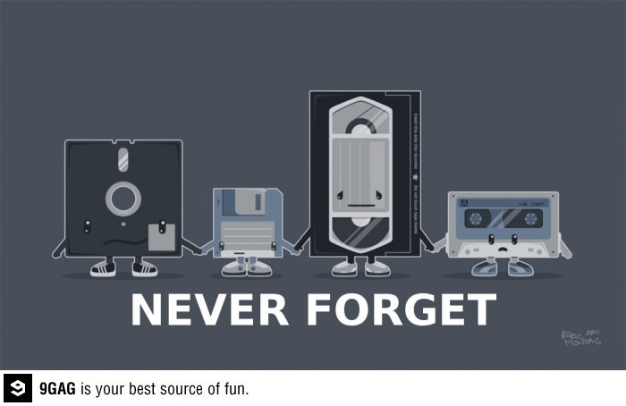 Never forget:)