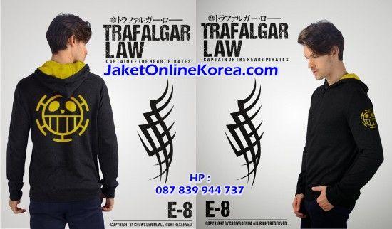 jual-jaket-anime-online-murah-one-piece-(E-8)-TRAFALGAR-LAW-depan-belakang