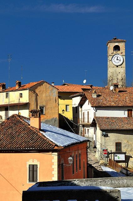 Borgo di Torre Mondovì (Cn), Piemonte Italy