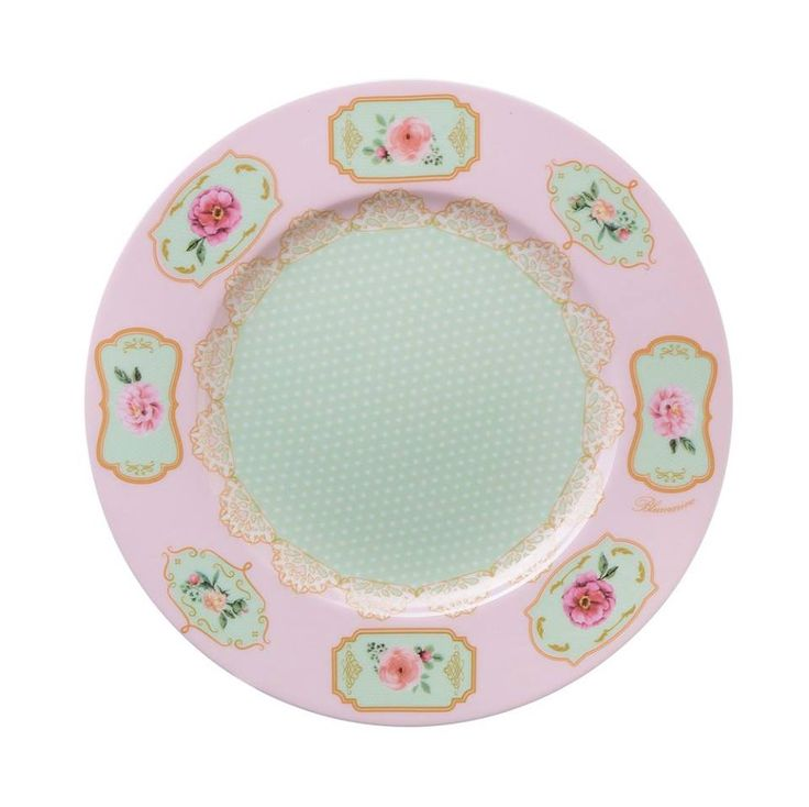 """Romantic Doily"" 2017 Blumarine Home Collection - dinner plate.  Discover the new collection at Salone del Mobile, Milan.  Info: blumarinehome@arnolfodicambio.com  Salone del Mobile - Fiera Milano Rho"