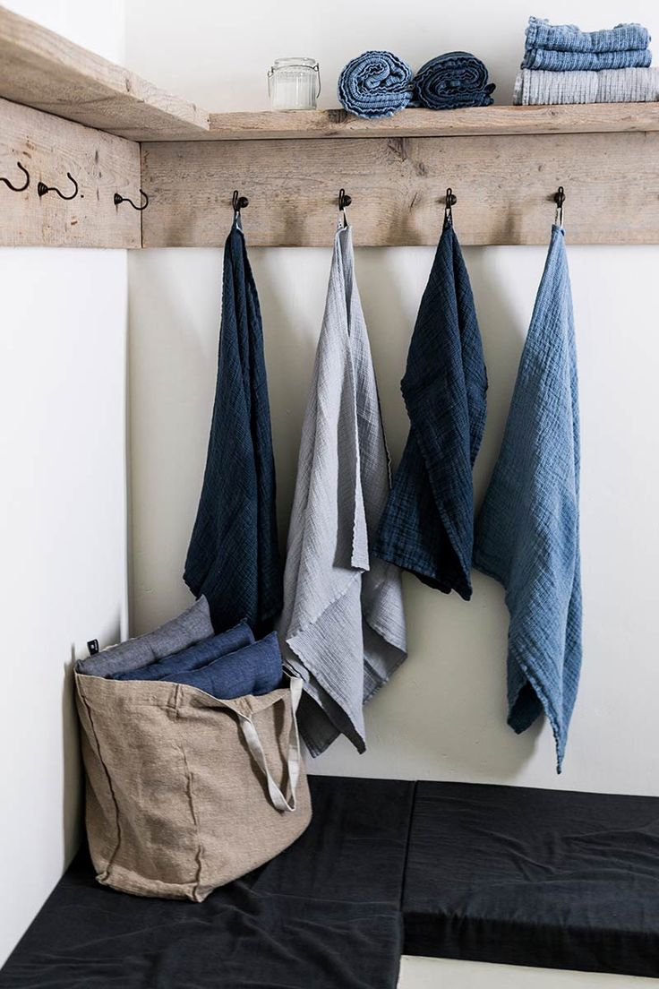 Fresh laundry Handdukar