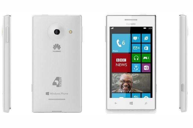 Huawei's Windows Phone 4Afrika