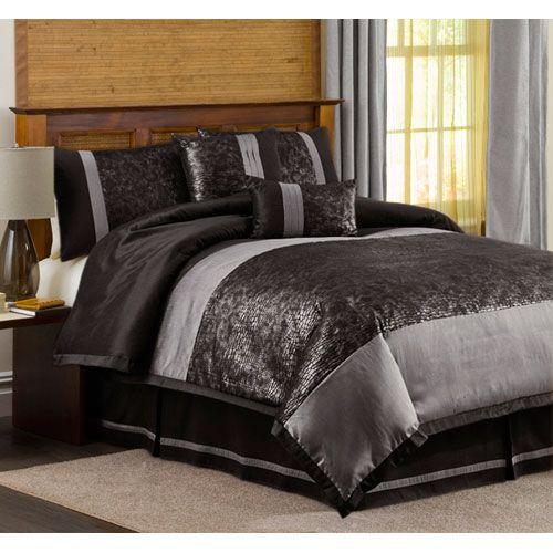 black and silver comforter sets king 11 best Animal Print images on Pinterest | Leopard prints, Animal  black and silver comforter sets king