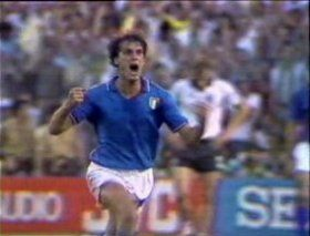 Marco's joy. The best goal celebration ever? Marco Tardelli's celebration World Cup Final 1982