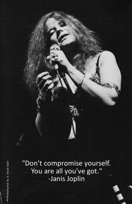 janis joplin quote | Tumblr
