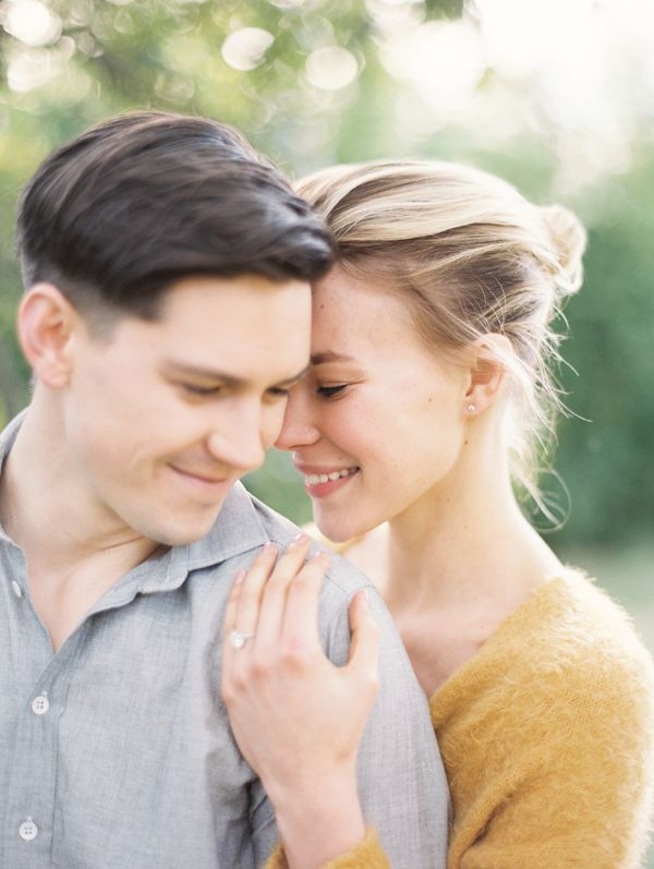 Natural Spring Engagement Session Part 2| Engagement Photography Ideas