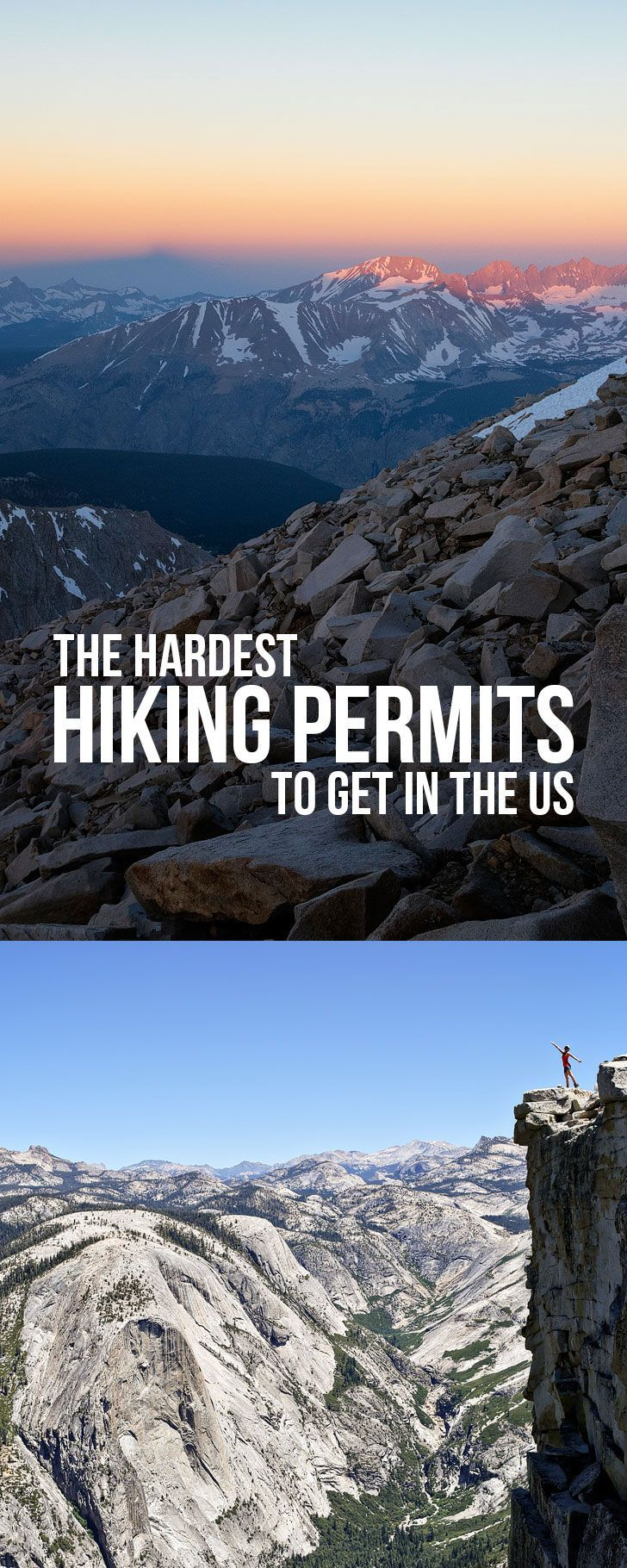11 Famous Hiking Trails with the Hardest