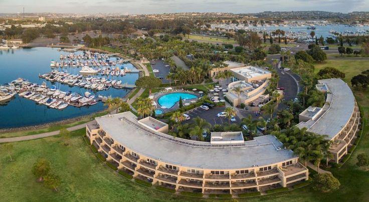 Hotel The Dana on Mission Bay, San Diego, USA - Booking.com