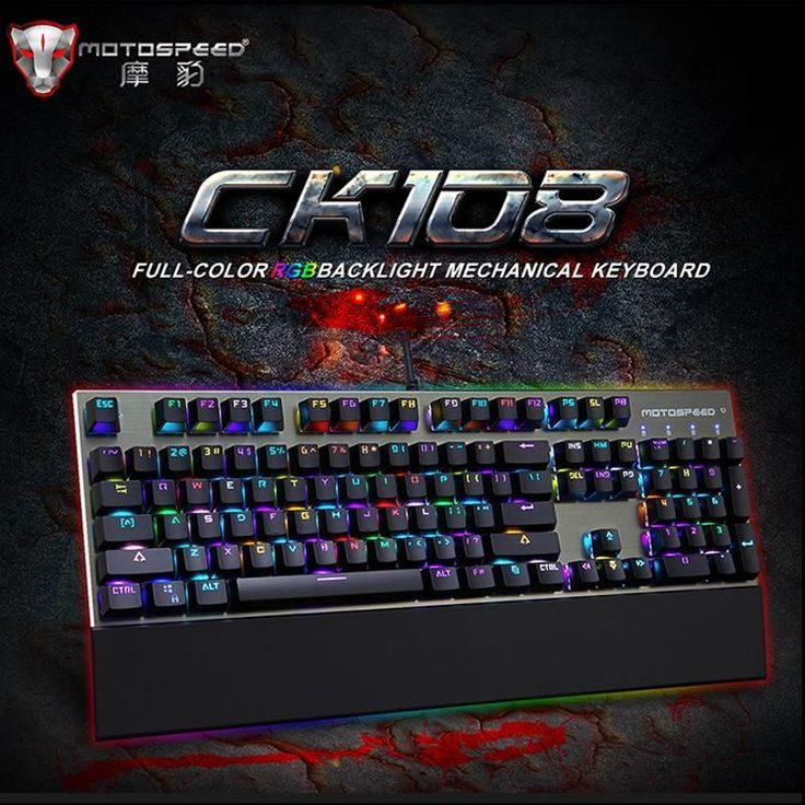 original anti ghosting macro metal usb wired gaming keyboard