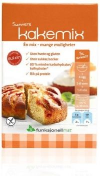 bakemiks | Mat for muskler