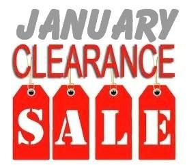 Our January Clearance Sale Is Going On In All 3 Stores! Itu0027s A Treasure Hunt