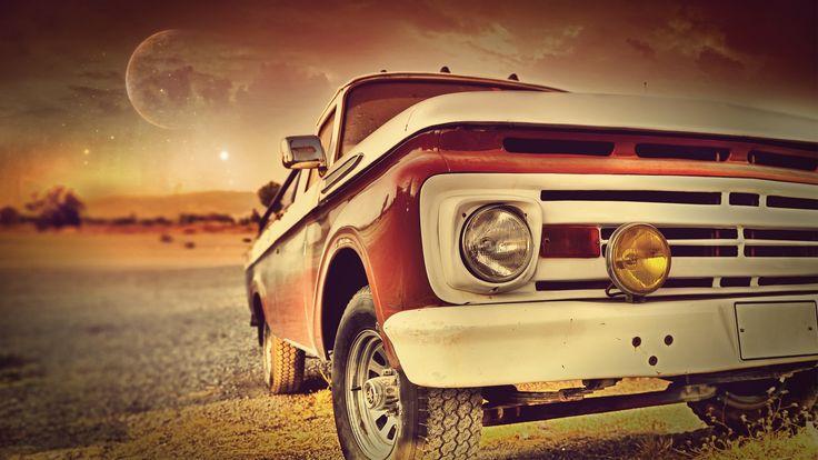 Vintage Cars Wallpaper HD