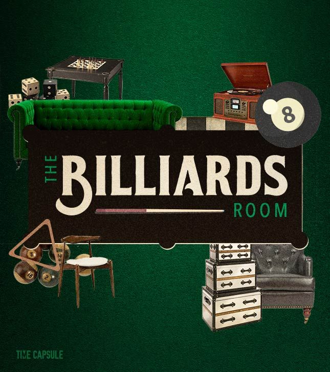 The Billiards Room | dotandbo.com