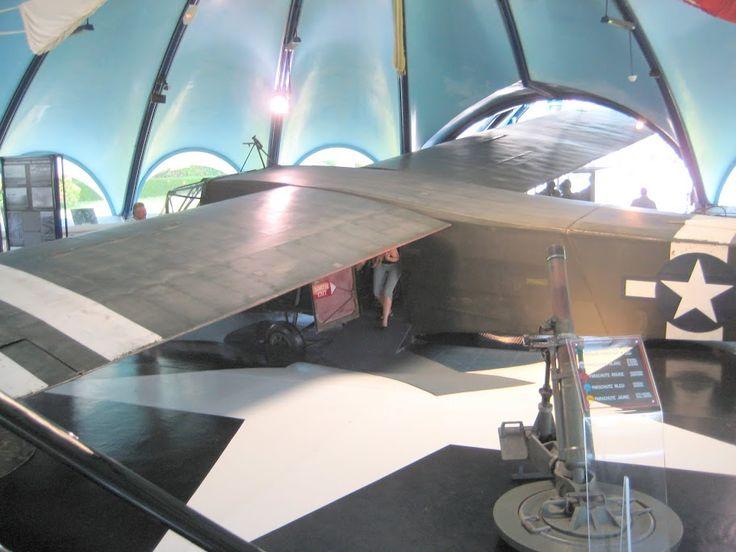 Glider-Airborne Museum, Ste Mere Eglise, Normandy, France-Bob St Mere Eglise