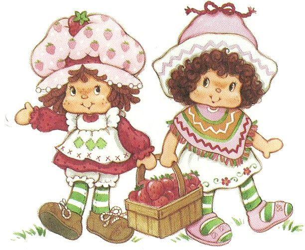strawberry shortcake images clipart   Return to Strawberry Shortcake Clip Art Gallery @Holly McMillen-Addict.com