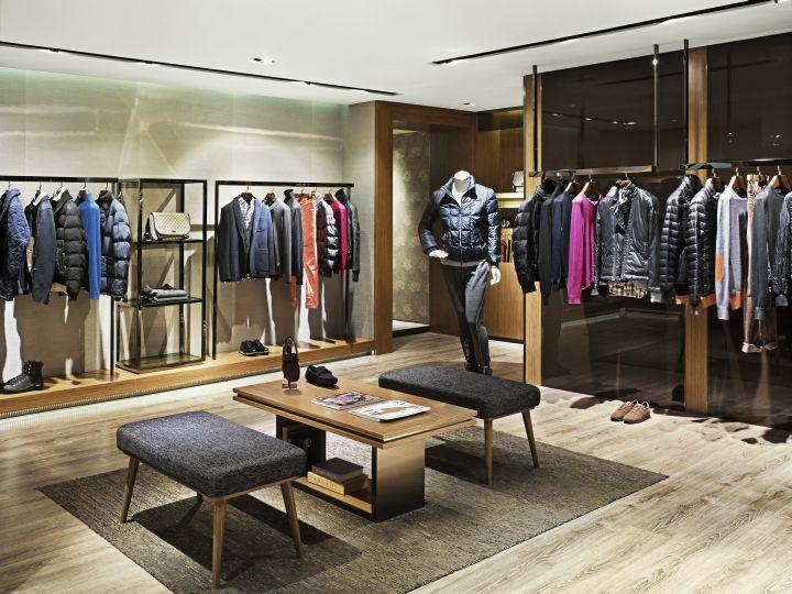 Dikeni Flagship Store By Stefano Tordiglione Design Yingkou China Fashion Retail InteriorChina